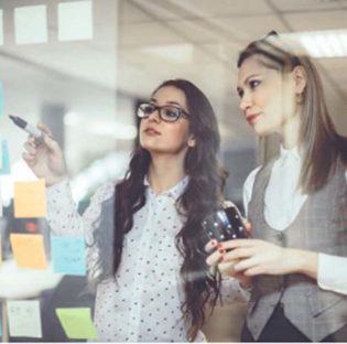 Paridad de género laboral para las mujeres