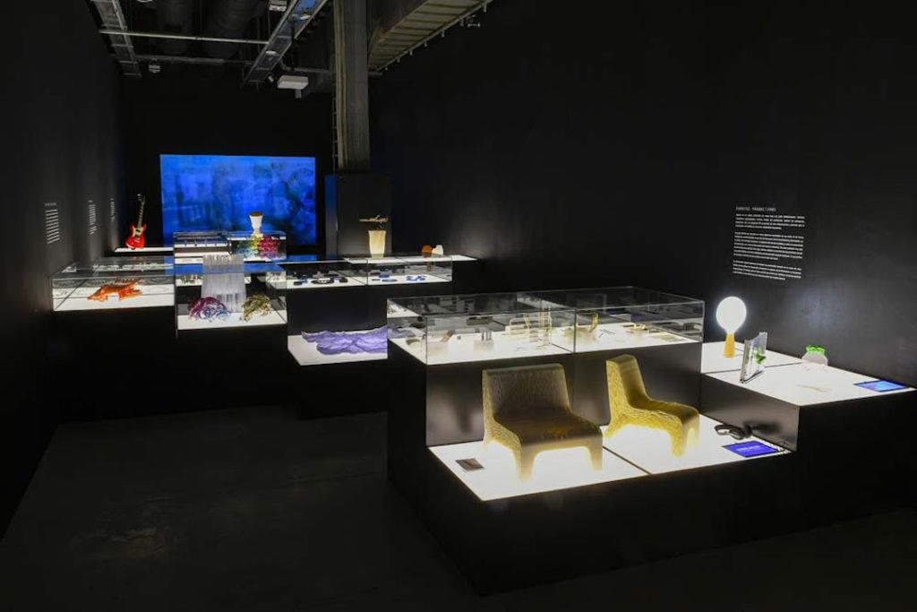 3D. Imprimir el mundo, la nueva muestra de Fundación Telefónica Movistar