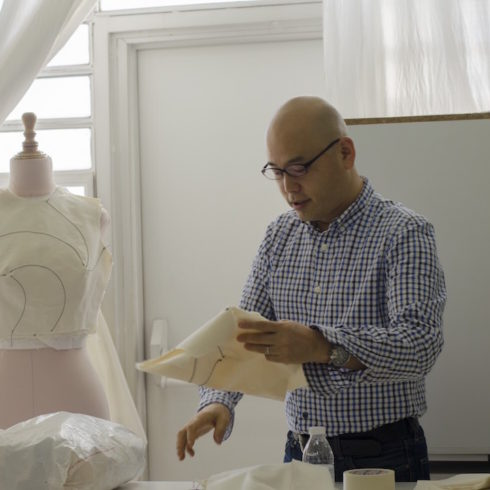 Presentación en la CABA del patronista Japonés Shingo Sato