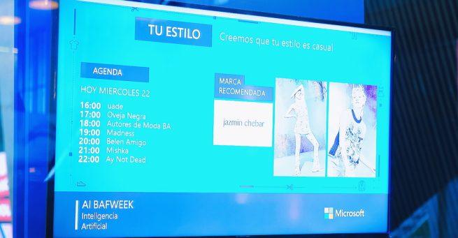 Microsoft democratiza la moda