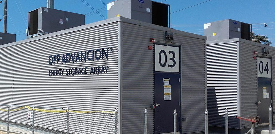 Almacenamiento de energía, otra manera de incorporar renovables