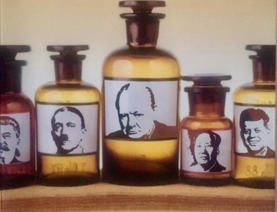 """Los médicos de cabecera en el libro """"La enfermedad y el poder"""", de Tania Crasnianski Editorial El Ateneo"""