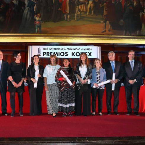 Diploma al Mérito Konex 2018 para la Fundación Telefónica Movistar