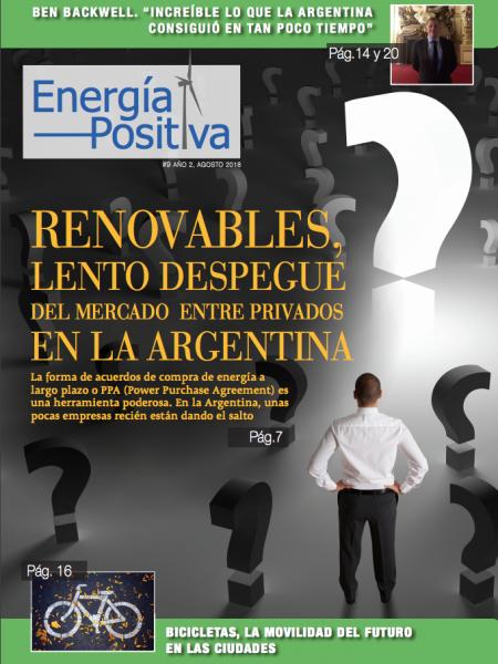 revista Energía positiva N9