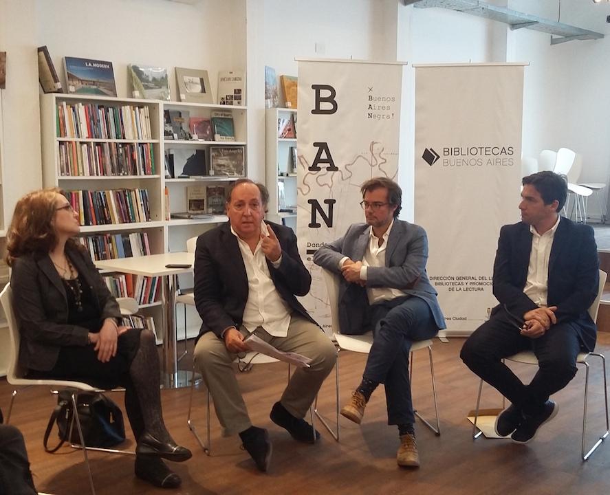 El Festival de Novela Negra de Buenos Aires BAN! está de vuelta