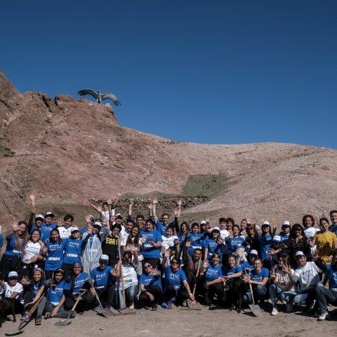 Latam Airlines Argentina y la puesta en valor del Mirador del Águila