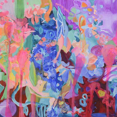 En Florida, Vicente López, una nueva edición de la Feria de Arte Solidario