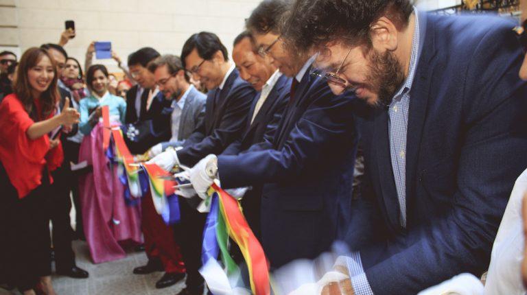 El Centro Cultural Coreano y su nueva sede