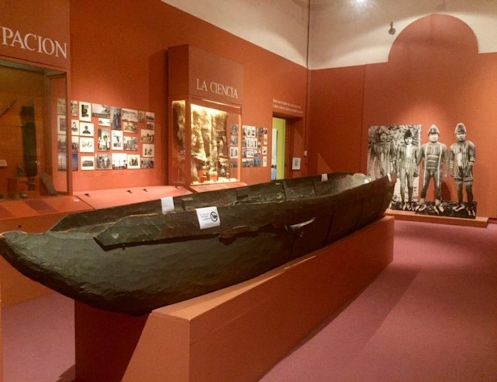 Una tarde en el Museo Etnográfico Jun B. Ambrosetti