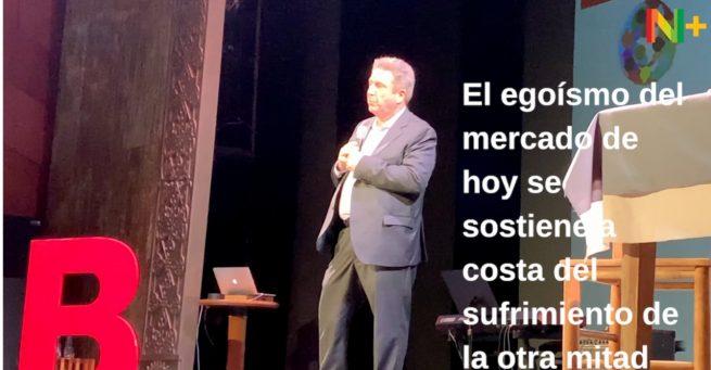 Joan Melé en el Encuentro B de Chile