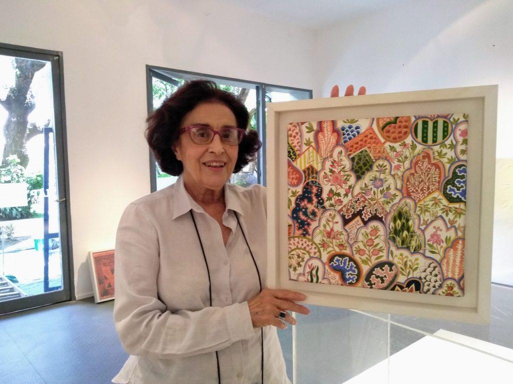 Gracia Cutuli y una antología de sus obras en el MAP
