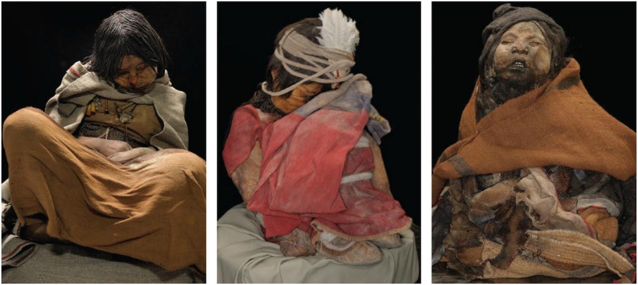A veinte años del hallazgo de las momias de Llullaillaco