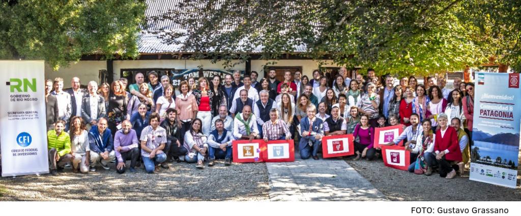 En el II Encuentro Comunidad B Patagonia, ya certificó la primera empresa de Bariloche como B