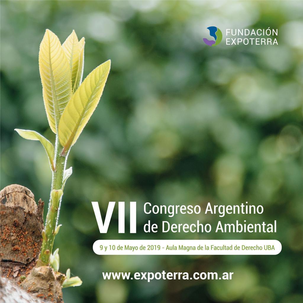VII Congreso de Derecho Ambiental en la Facultad de Derecho de la UBA