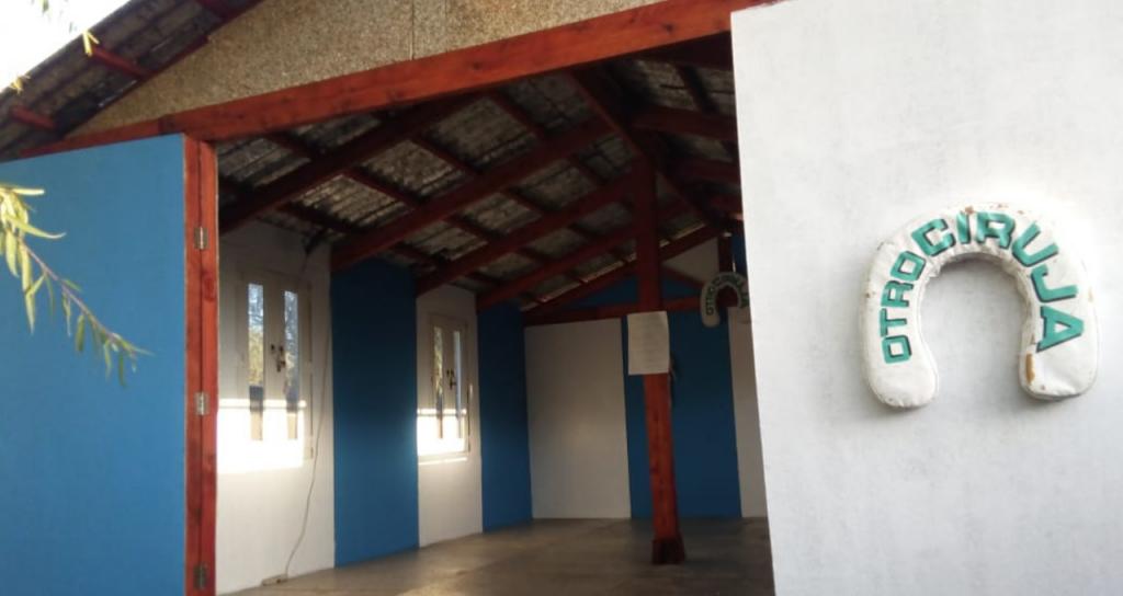 Este 25 de Mayo se inaugurarán parte de las obras que los vecinos y la ONG Proyectar llevan adelante en la villa La Garrote