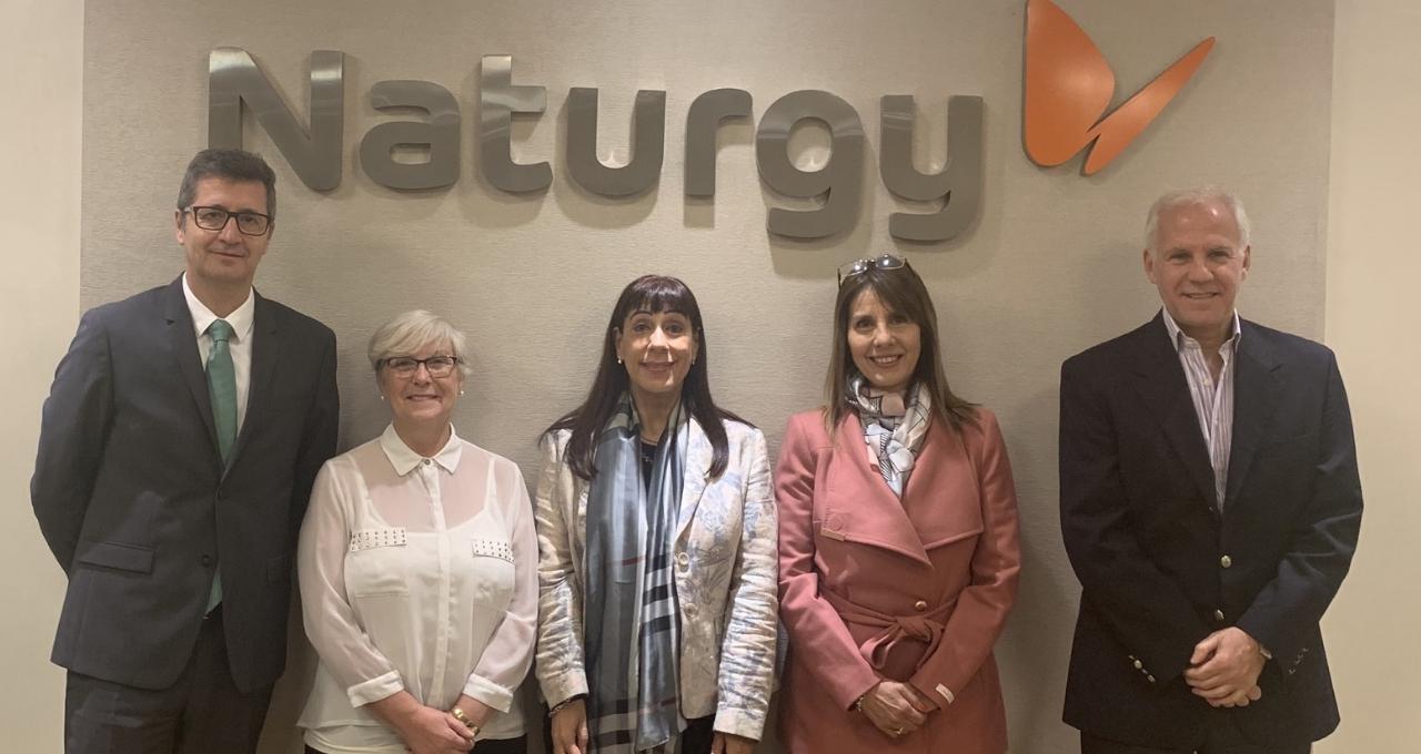 Fundación Naturgy, CEC y UCA se unen para promover el consumo responsable del gas natural