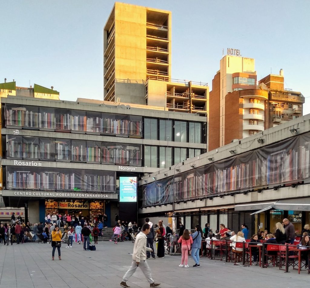 La Feria del Libro de Rosario: más de 180.000 visitantes