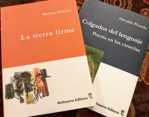 Libros de Baltasara Editora en la Feria del Libro de Rosario