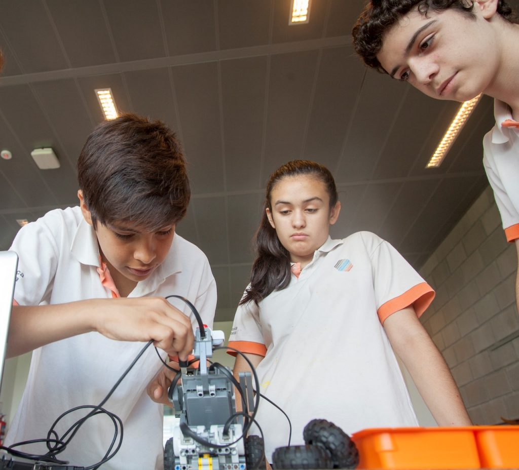 La Escuela Técnica Roberto Rocca (ETRR) de Tenaris en Campana y una educación de calidad, una articulación público-privada