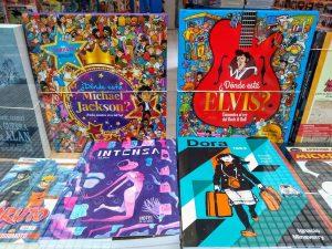 La historieta va a la escuela, de Lugar Editorial: trabajar con cómics en el aula, la biblioteca y el hogar