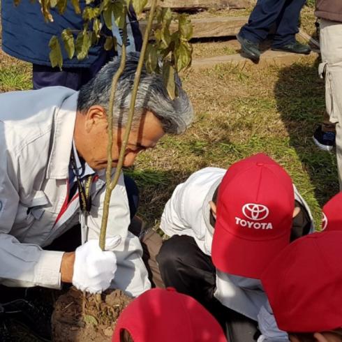 Toyota cierra el mes del medio ambiente con actividades en su Reserva Natural de Zarate