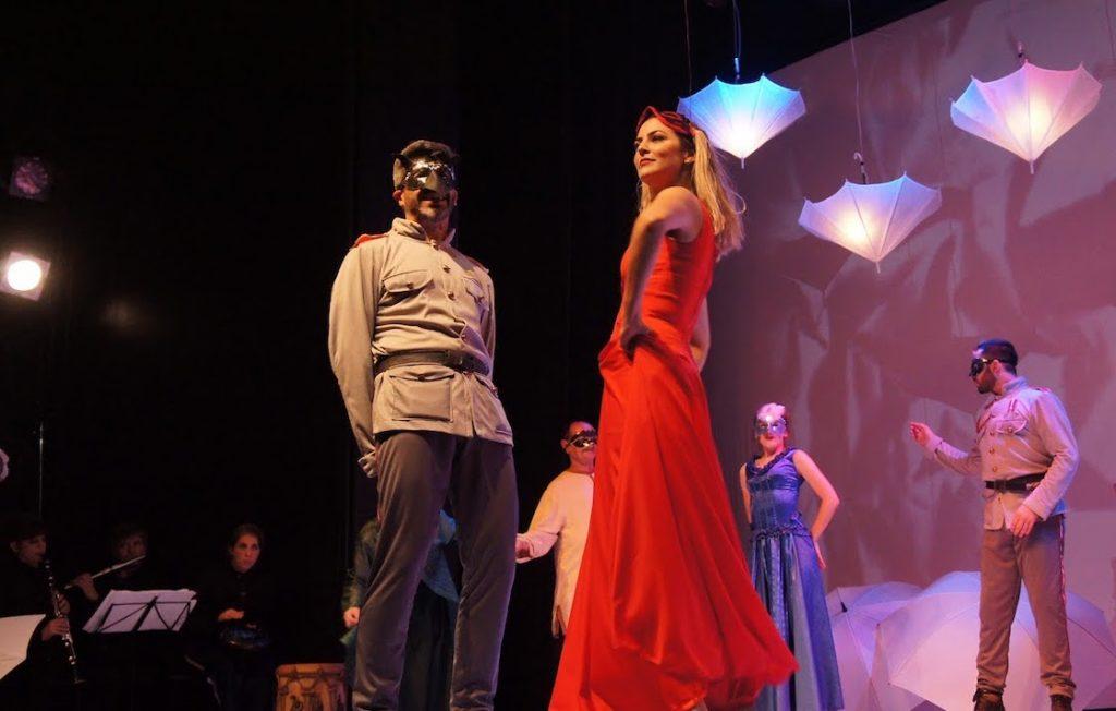 Mucho ruido y pocas nueces, de William Shakespeare, representado magníficamente por la Compañía de Repertorio de la Fundación Shakespeare Argentina