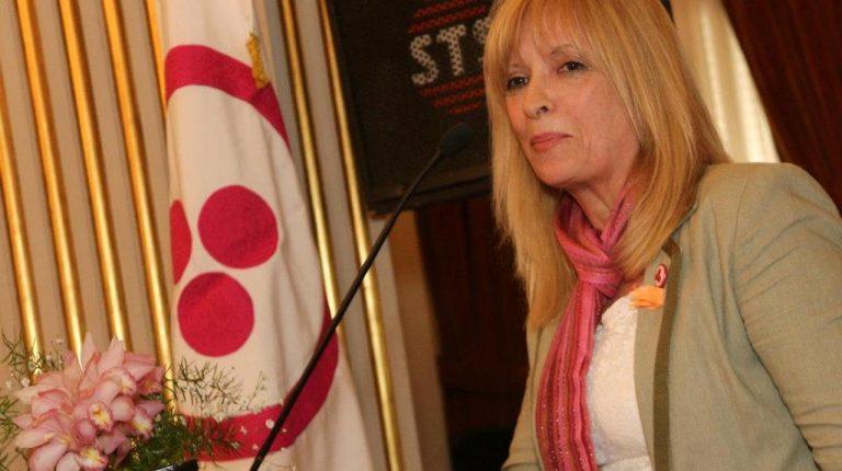 Inés Palomeque y su organización Mil Milenios de Paz convoca a la Campaña Día Internacional de la Paz el 21 de septiembre