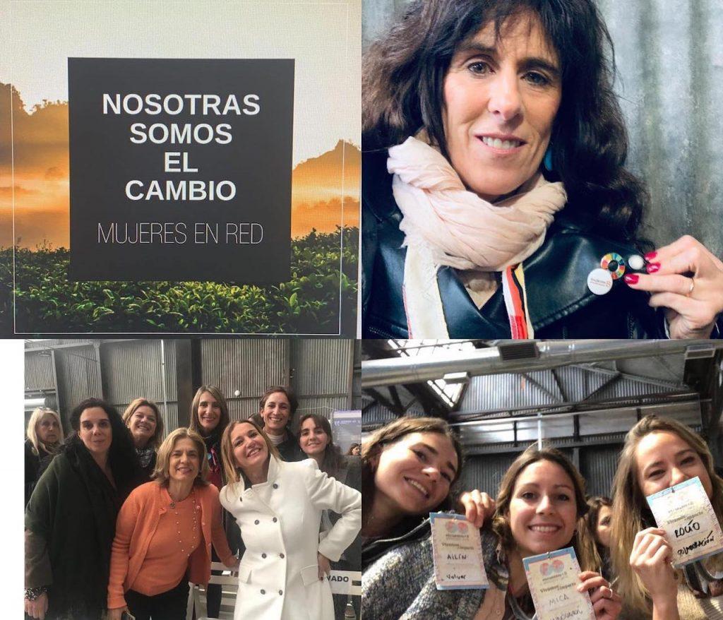 En el Encuentro B de Mendoza, las empresarias B constituyeron el movimiento Nosotras Somos el Cambio
