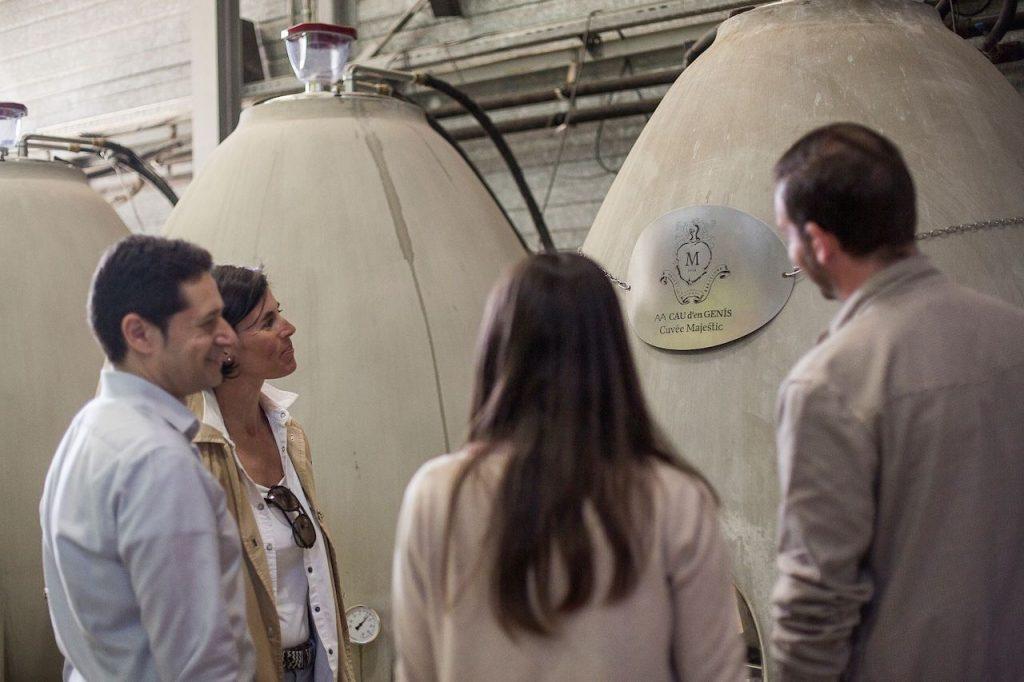 En el Majestic Hotel & Spa, en Barcelona, ponen en práctica el nuevo lujo: brindan experiencias de trazabilidad a sus huéspedes