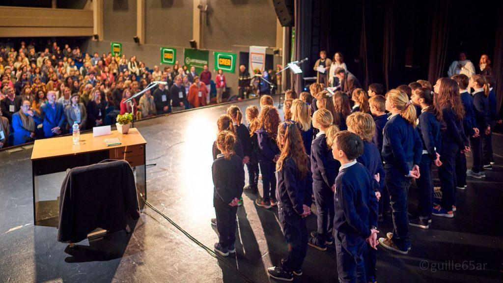 El Congreso CREA en Saladillo: educación e inclusión