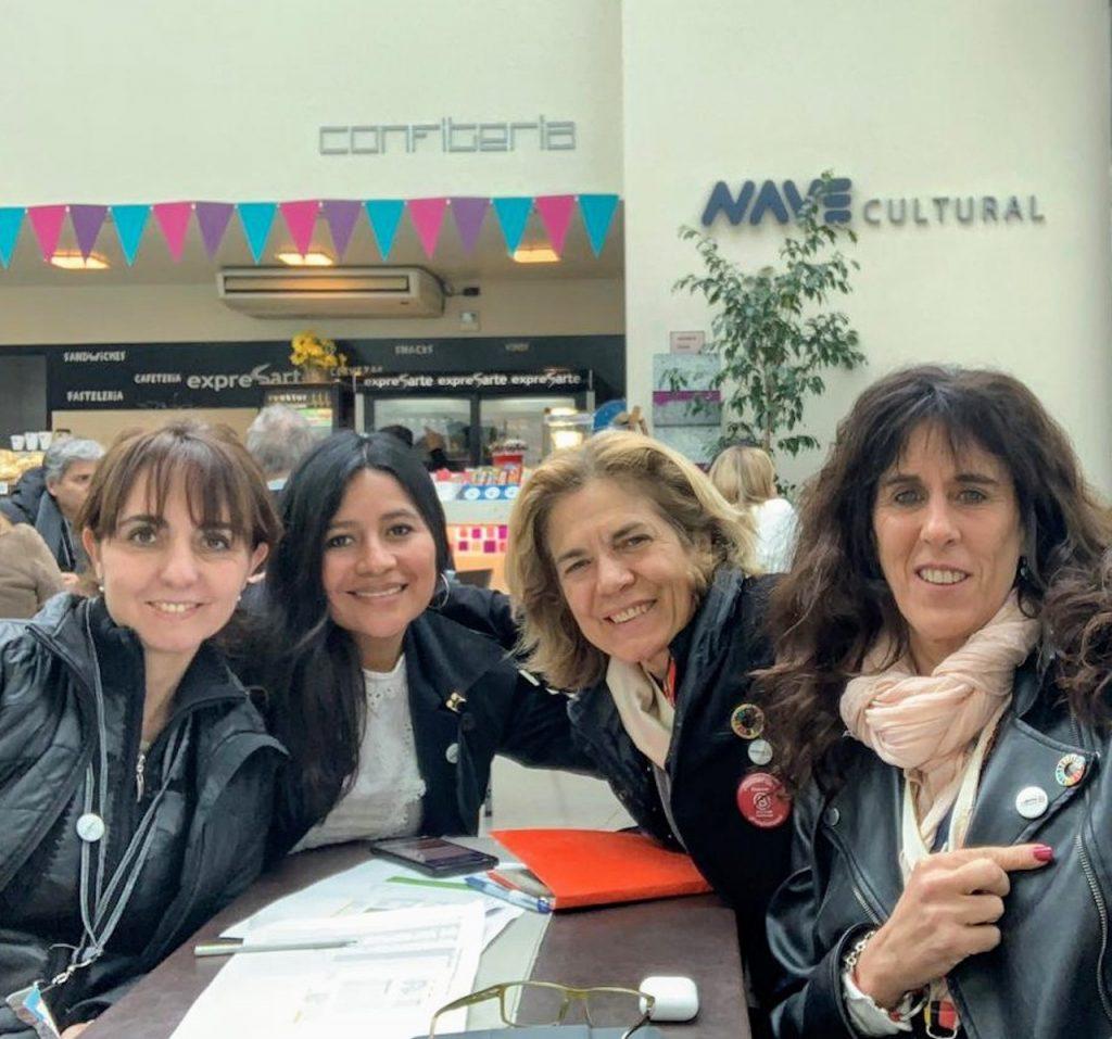 Nosotras Somos el Cambio, Mujeres Empresarias B en el EncuentroB de Mendoza