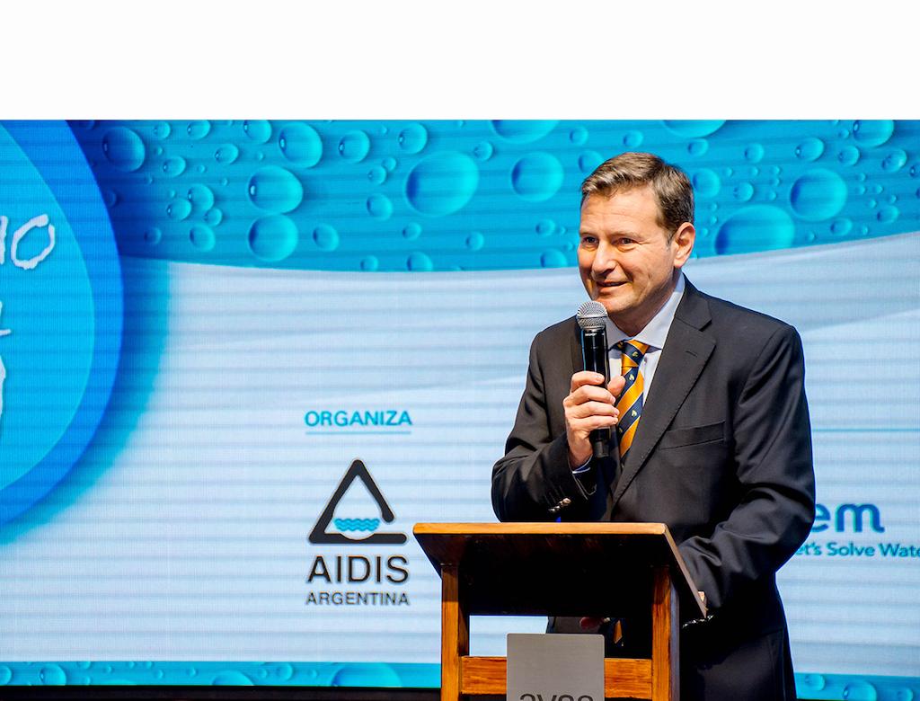 El Premio Argentino Junior del Agua cumple 20 años, impulsado por AySA y Aidis