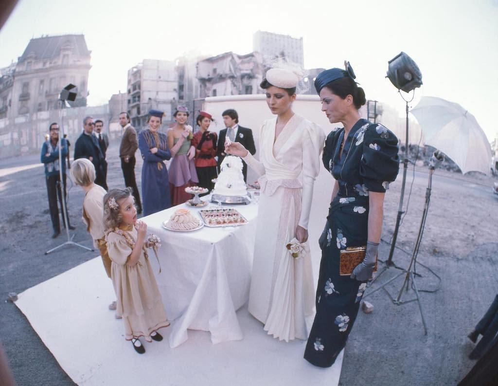 Dalila Puzzovio y una relectura de su performance para la revista Claudia en 1979