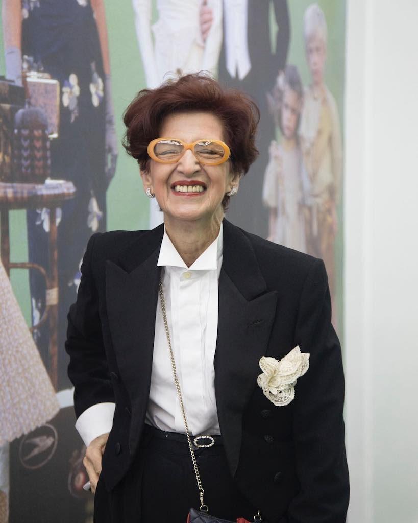 En Rolf Art, Dalila Puzzovio y una relectura de su performance  para la revista Claudia en 1979