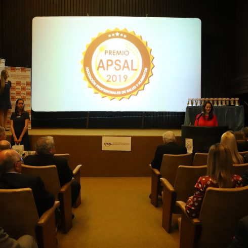 Grupo L ganó los premios Apsal 2019