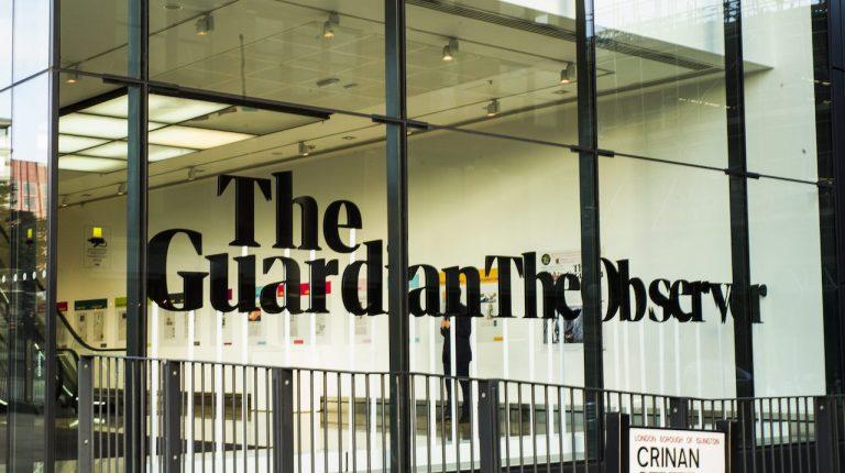 The Guardian Media Group certificó como Empresa B