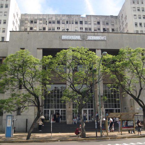 """El Hospital de Clínicas """"José de San Martín"""" está en una etapa de gran renovación tecnológica y de infraestructura"""