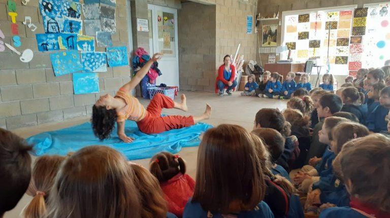 Semana de las Artes en los jardines de infantes y escuelas primarias de la provincia de Buenos Aires