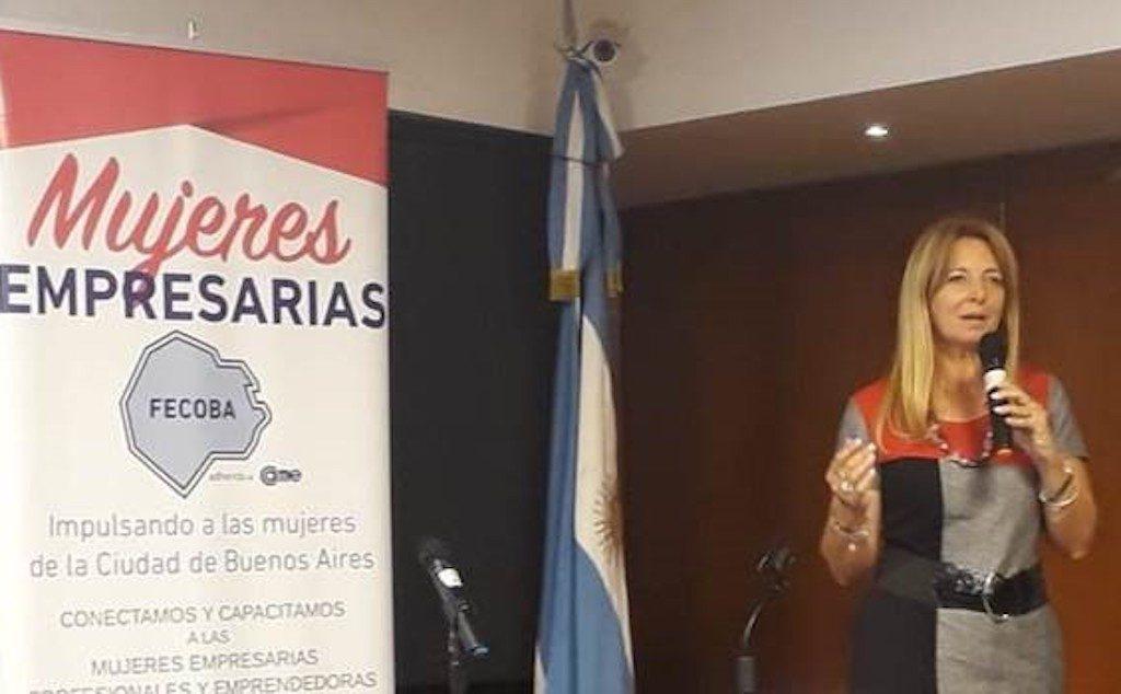 Premio a las mujeres empresarias, de FECOBA: entrevista a Elisabet Piacentini, secretaria del área