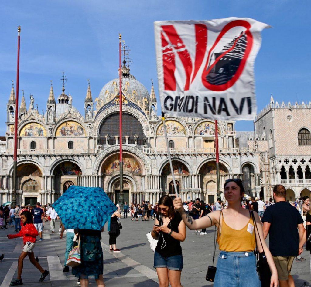Turismo de masas, depredador de ciudades como Venecia