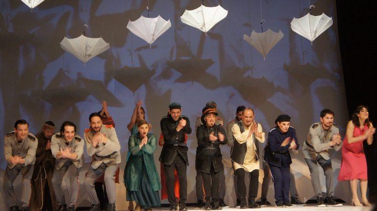 """Premios ACE: dos nominaciones para la Fundación Shakespeare Argentina por """"Mucho ruido y pocas nueces"""""""
