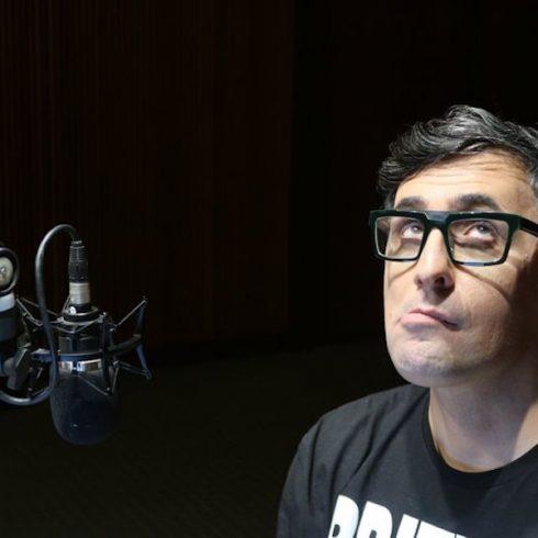 """Presentación de """"Orgullo y barullo"""", el libro de Franco Torchia con siete entrevistas de su programa de radio"""