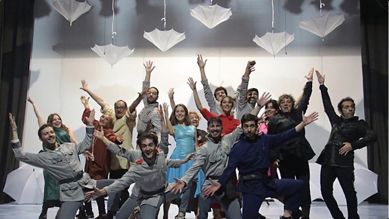 Dos nominaciones a los premios ACE para Mucho Ruido y Pocas Nueces, de William Shakespeare, por la compañía de teatro de la Fundación Shakespeare Argentina
