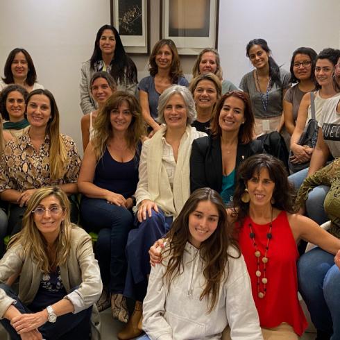 Se realizó el primer encuentro de MujeresB en Buenos Aires