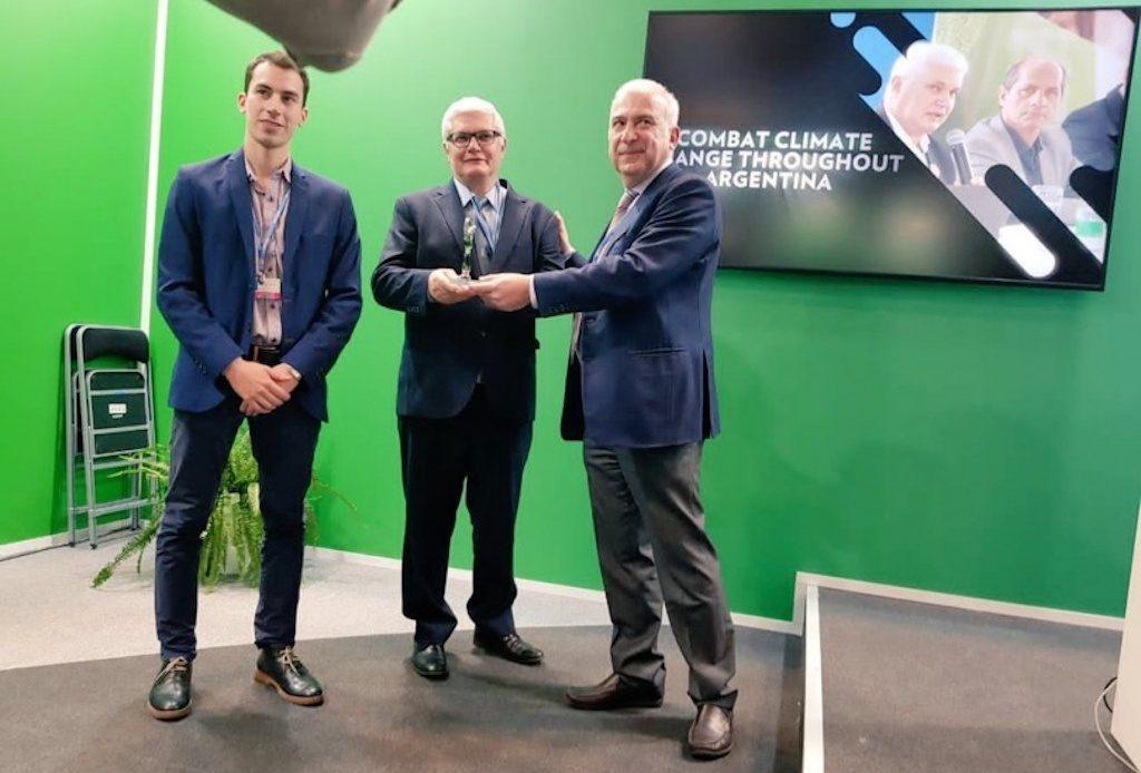 El año 2020 se abre con el premio entregado a la Ramcc en 2019, en la COP25
