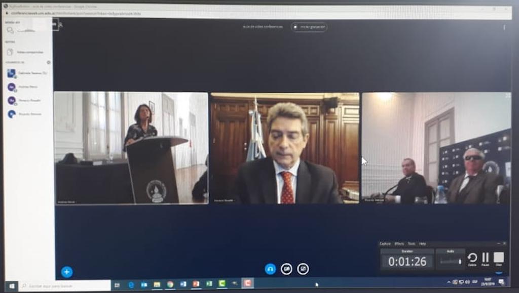 #LleválaFacuconVos, un proyecto de la Facultad de derecho de la UNR, acerca a la comunidad al aprendizaje