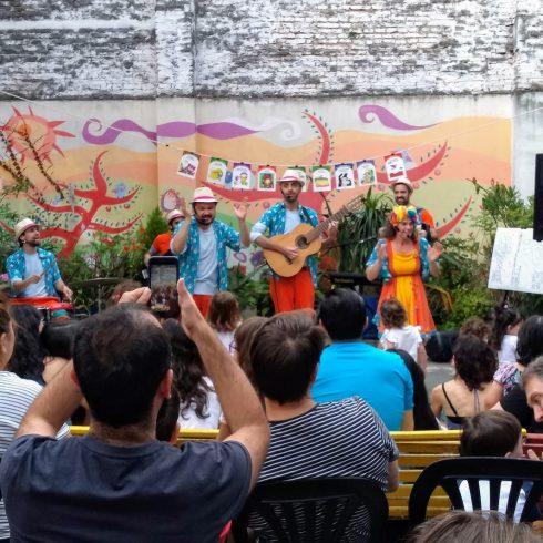 Valor Vereda le puso música a Los Cuentos del Chiribitil