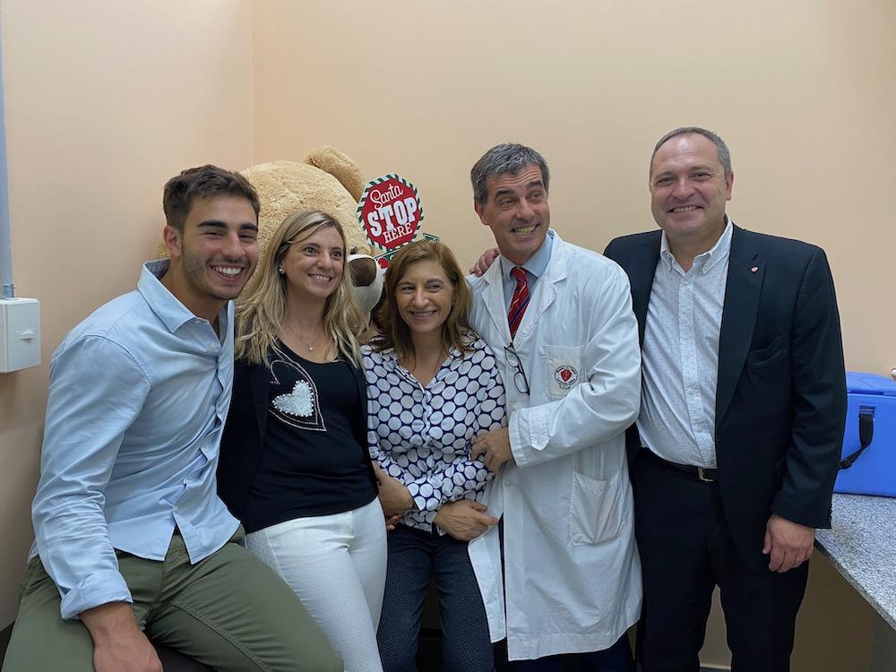 El Vacunatorio Unificado del Hospital de Clínicas, un logro público-privado