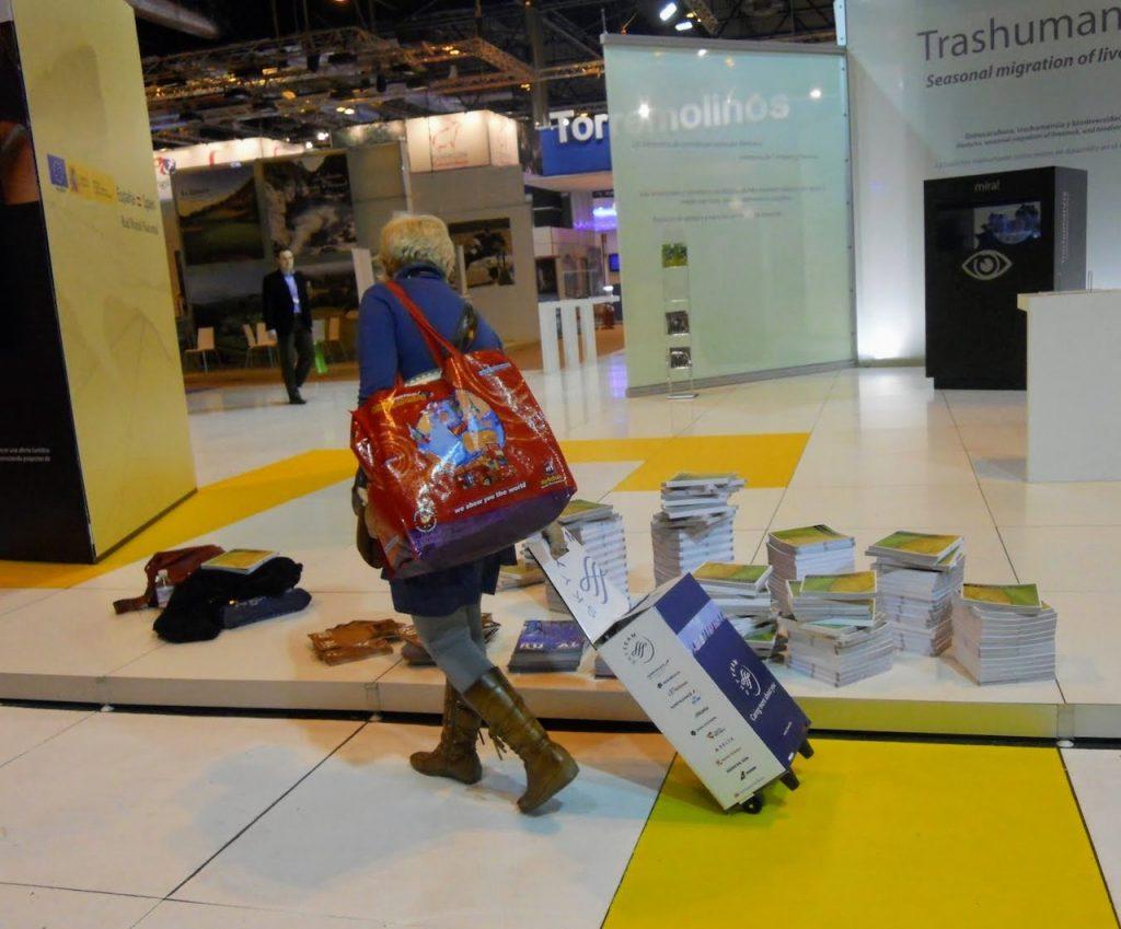 Fitur premia al turismo sostenible en Madrid