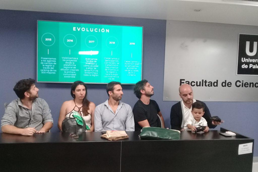 Los argentinos ganadores y finalistas de los Premios Latinoamérica Verde